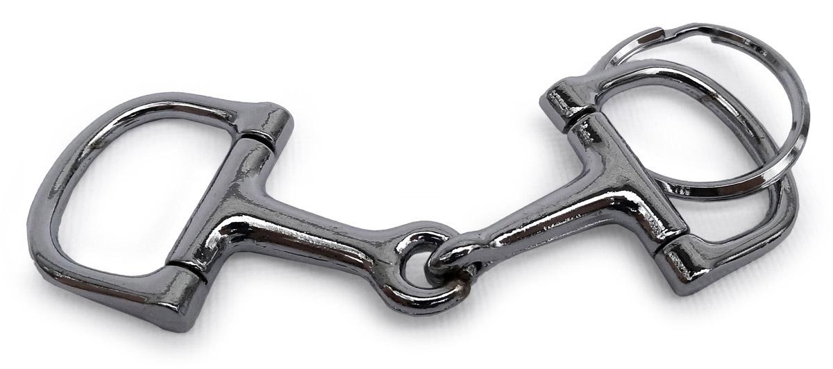 D Ring Snaffle Bit Keychain 6a7a753e2cd5