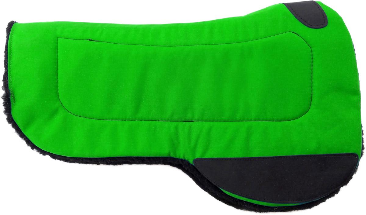 Custom Color Round Skirt/Barrel Saddle Pad