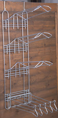 Portable Hanging Saddle And Tack Rack
